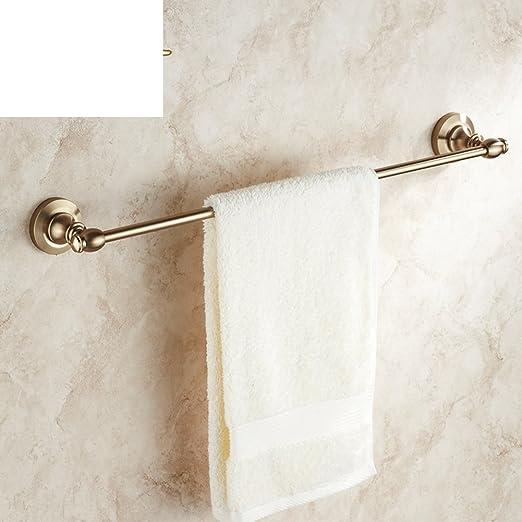 Todos cobre antiguo sola barra de toalla polo/Continental bar ...