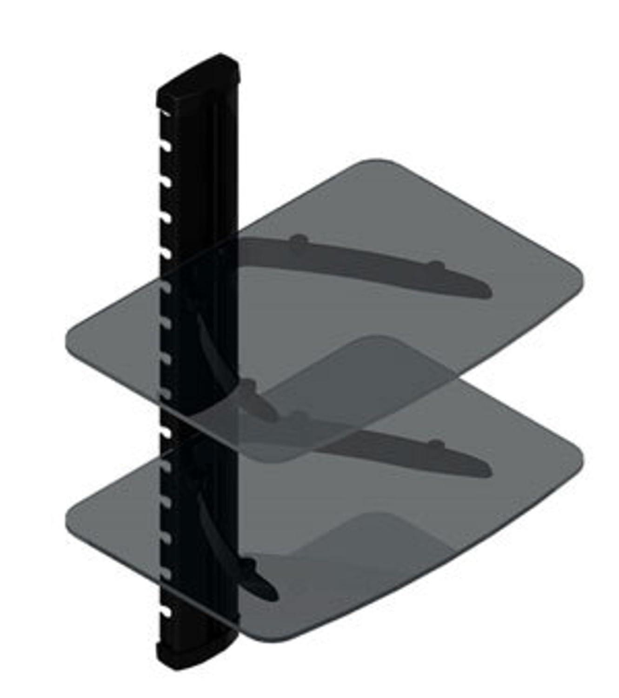 Amazon under tv 2 shelf wall mount for dvr box or cable box amazon under tv 2 shelf wall mount for dvr box or cable box or satellite box electronics amipublicfo Images