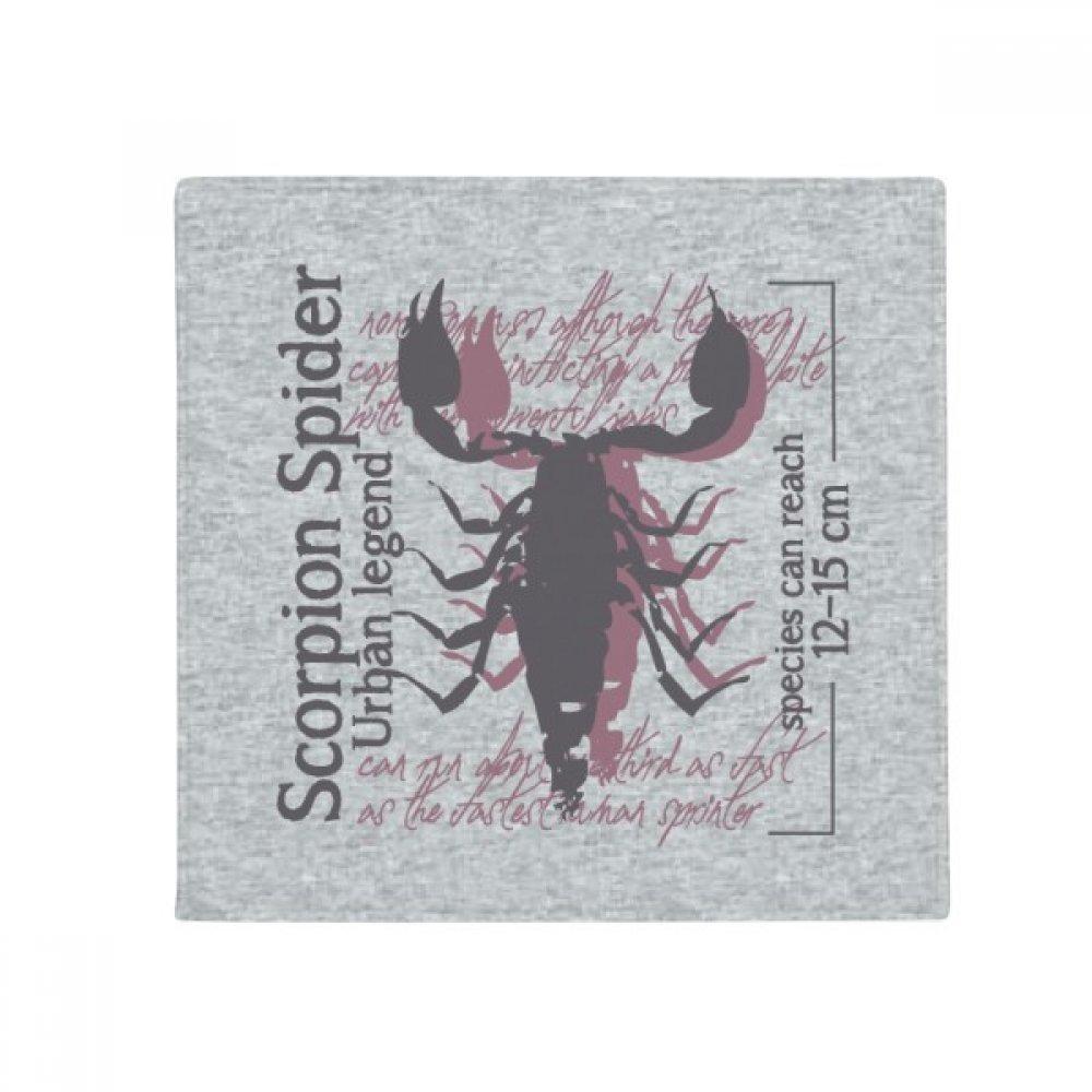 DIYthinker Discover World Lobster Marine Organism Anti-Slip Floor Pet Mat Square Home Kitchen Door 80Cm Gift