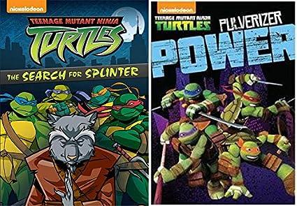Amazon.com: Animated Action Pack: Teenage Mutant Ninja ...
