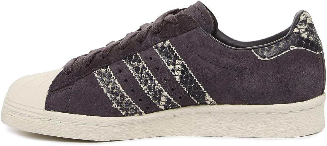 Adidas Basket Superstar 80s W S76417 Anthracite
