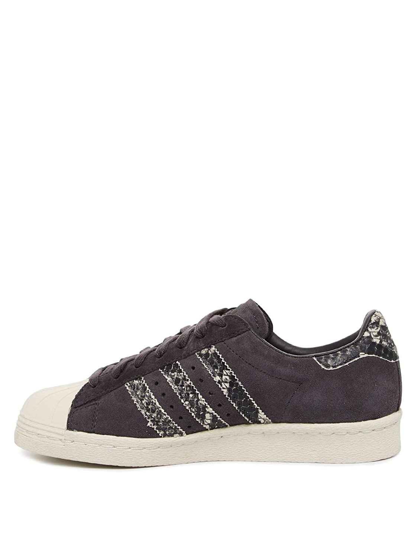 Adidas Superstar 80's Womens Sneakers Black
