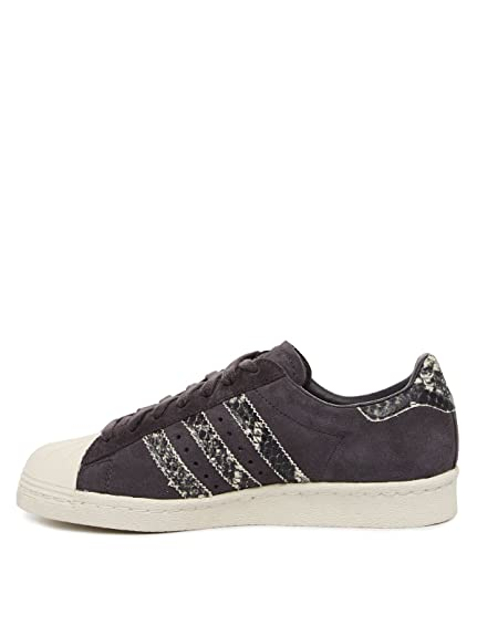 huge selection of the best attitude fashion Adidas - Basket Superstar 80s W S76417 Anthracite