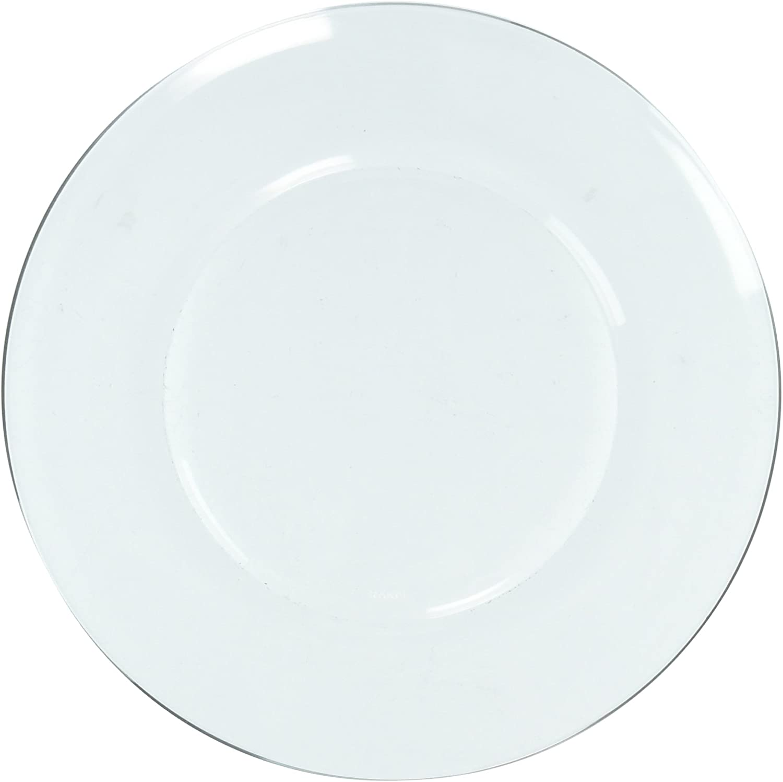 Duralex Made In France Lys Dinnerware 7-1/2 Inch Salad /Dessert Plate.Set of 4