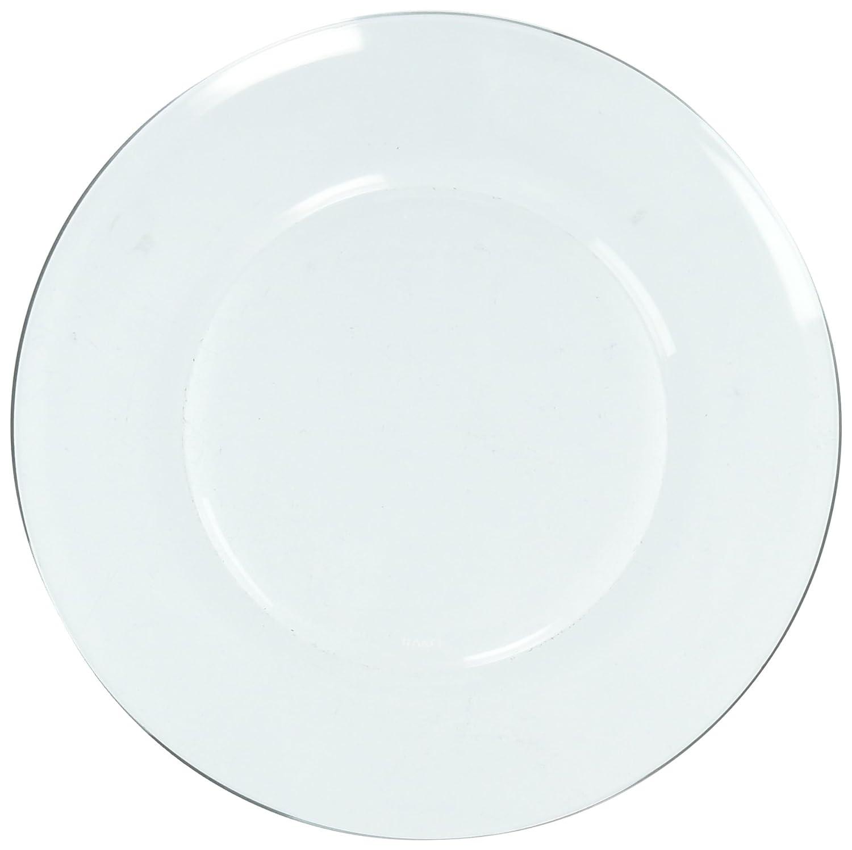 Duralex 3008AF06/4 LYS Dinnerware Tempered Glass, Clear
