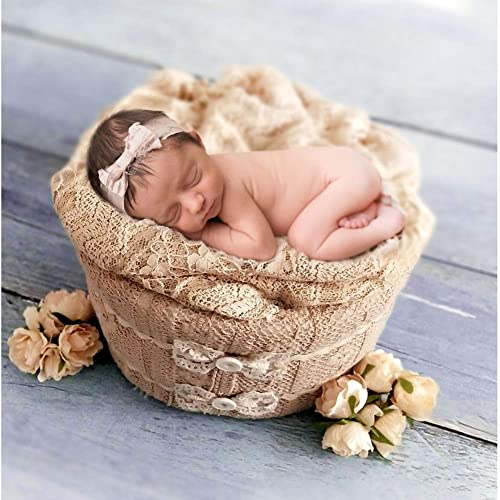 newborn photography basket props