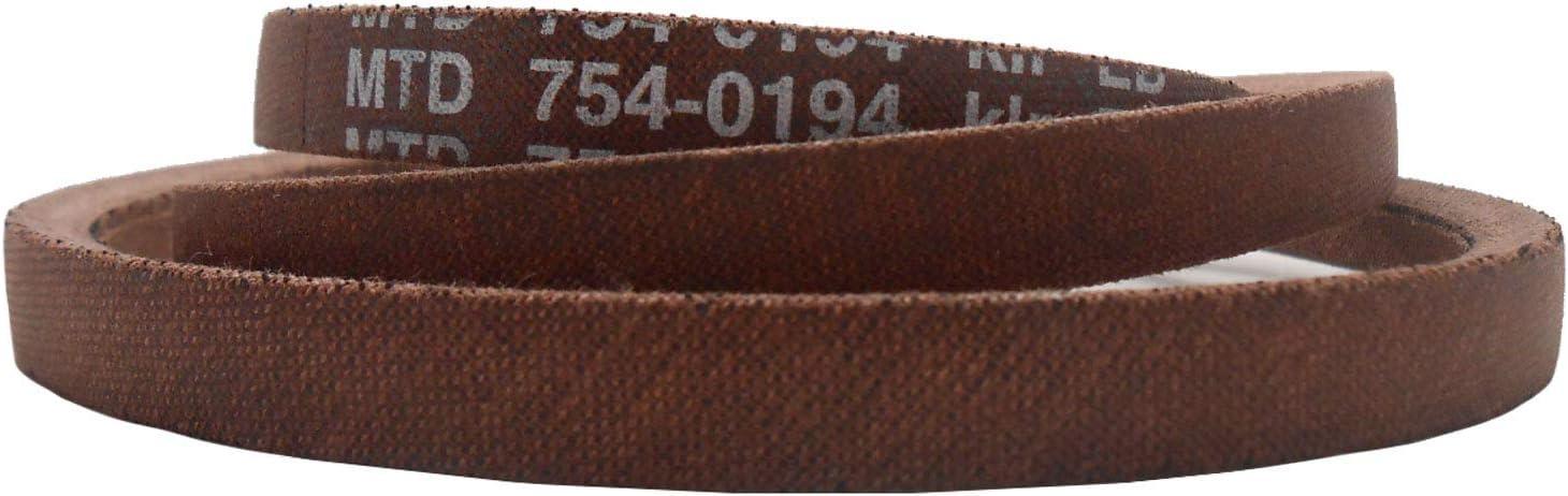 Aramid 1 D/&D PowerDrive 754-04194A Craftsman Kevlar Replacement Belt