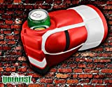 Uberfist Hockey Glove - Team Canada | Beer Fist, Beer Koozie, Beverage Holder, Bottle, Can, Cup, Drinking Fist, Foam Beer Fist, Gift