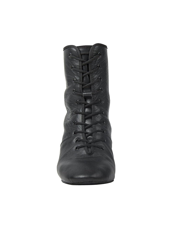 Rumpf 2316 Cancan Garde Karneval Folklore Tanz Stiefel Dance Boot Theater Bühnen Schuhe Shoes Boots