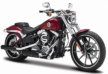 R/étroviseurs de motos /à lames lances chrom/ées Dyna Softail Pour Harley Davidson Sportser