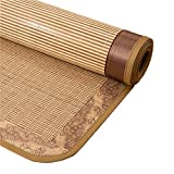 Ren Chang Jia Shi Pin Firm Bamboo mat bamboo cushion mat folding mat sofa cushion summer mat family dormitory mat tatami hotel mat soft comfortable mat mattress yoga mat