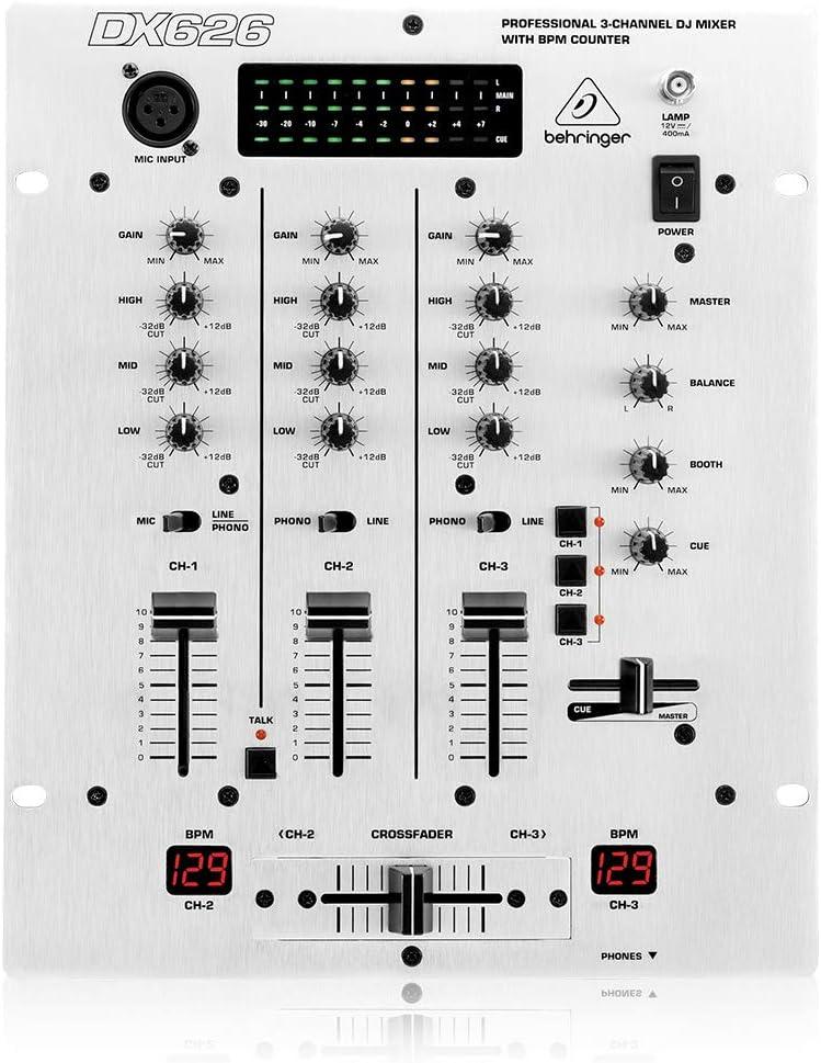 Behringer Pro Mixer DX626