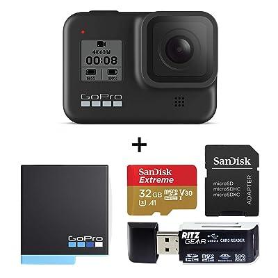 GoPro Hero 8 Black Edition Action Camera Kit