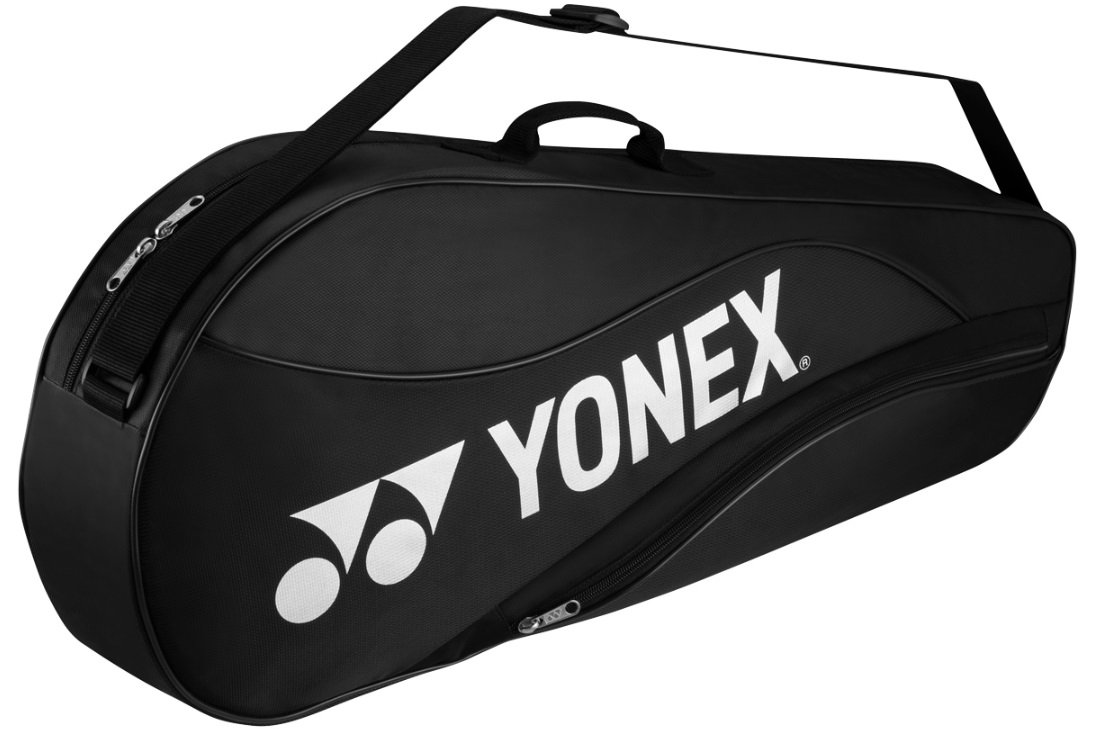 2018 Yonex Team 3 Badminton Racket Bag - Black