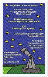 Angelinas Lenormandkarten: 36 Wahrsagekarten mit Deutungstext auf jeder Karte und 7 Karten extra (mit Anleitung für Legungen)
