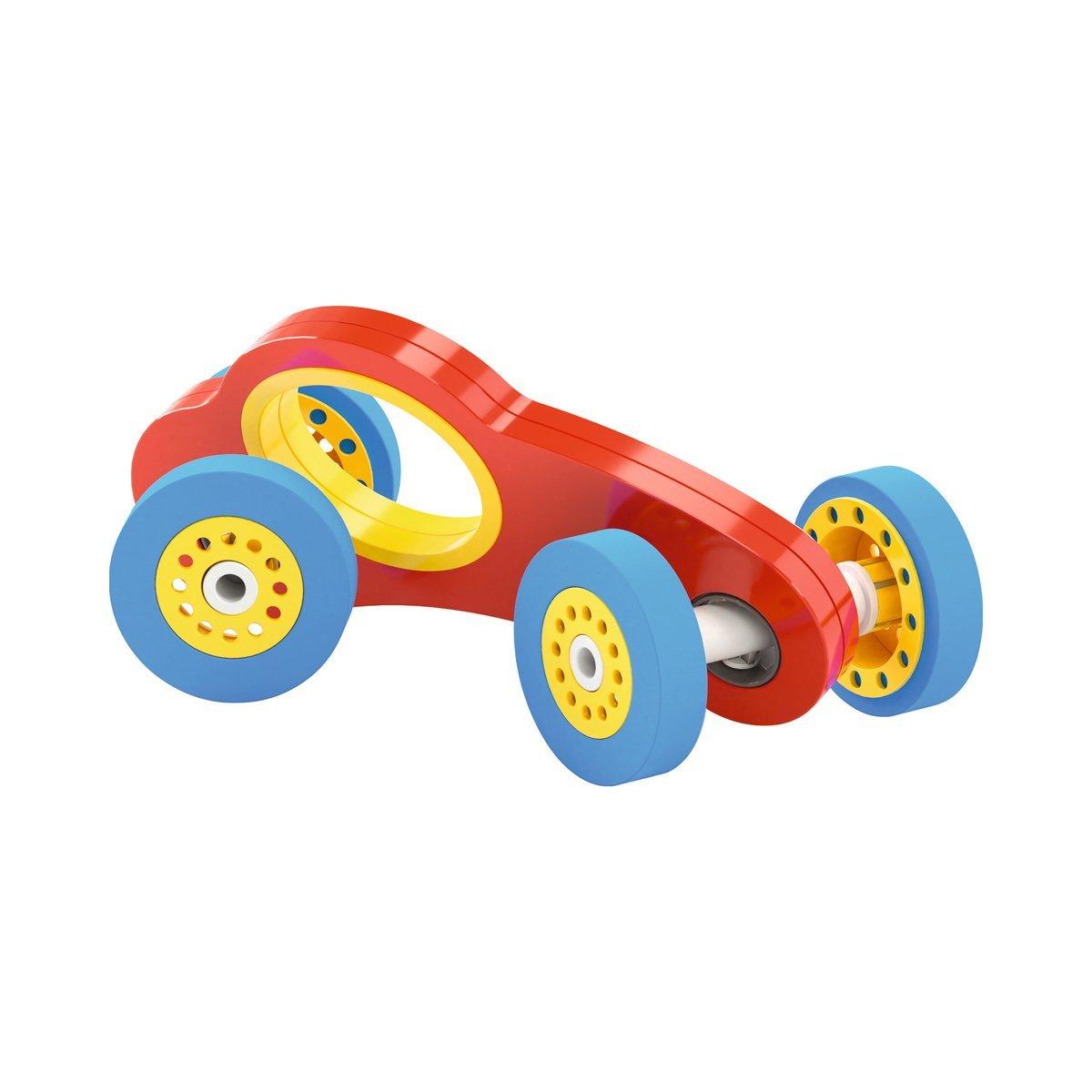 Quercetti Wroom Plastic Formula 1 Car