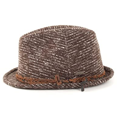 a9c4102a292ffa Billabong - Billabong Girls Hat - Bailey Fedora - Brown - One Size ...