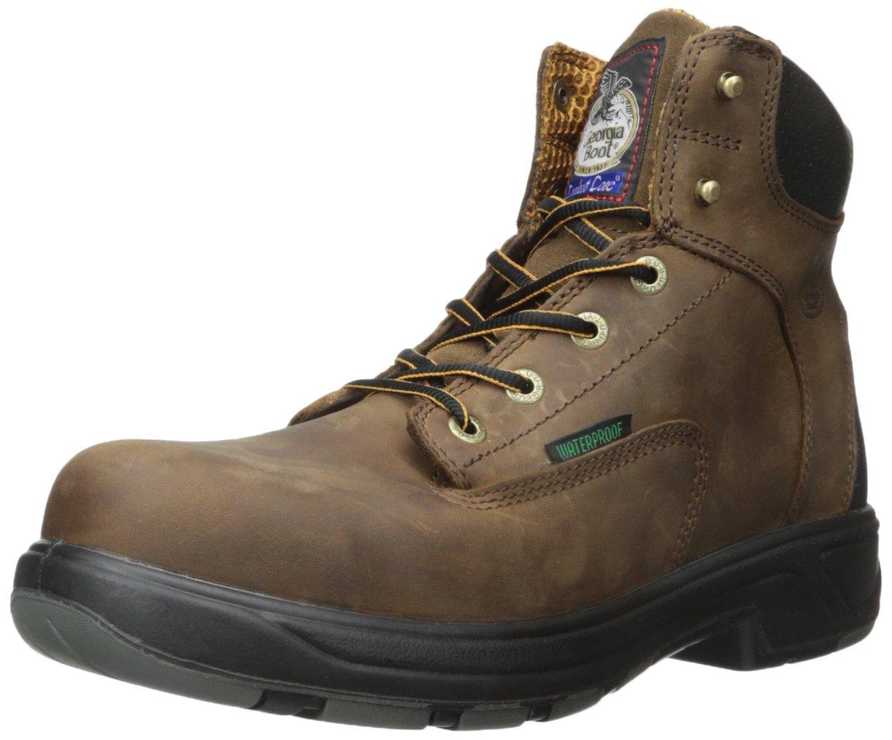 Georgia Boot メンズ B002YPPK54 9 2E US|ブラウン ブラウン 9 2E US