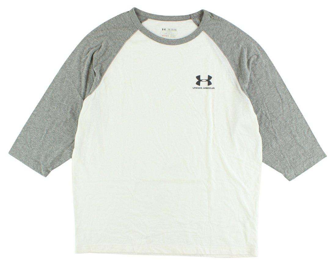 Under Armour Sportstyle 2016 Sportstyle Armour T-Shirt der Männer ¾ Sleeve Ausbildung Sport-T 5ada41