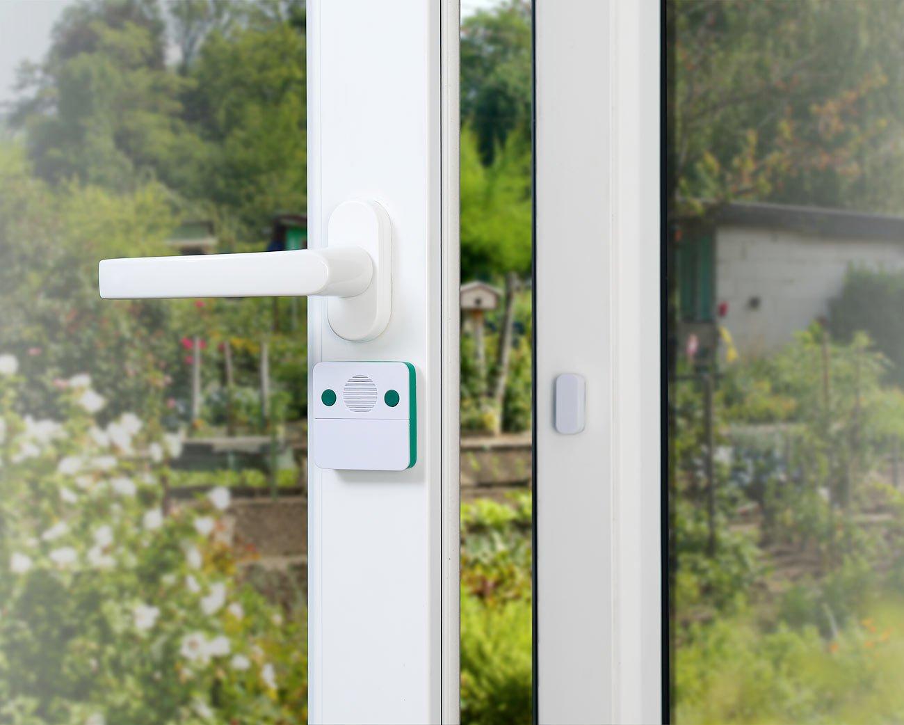 Kühlschrank Alarm Offene Tür : Visortech kühlschrank türalarm: 2er set universal türschließ