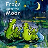 Frogs under the Moon