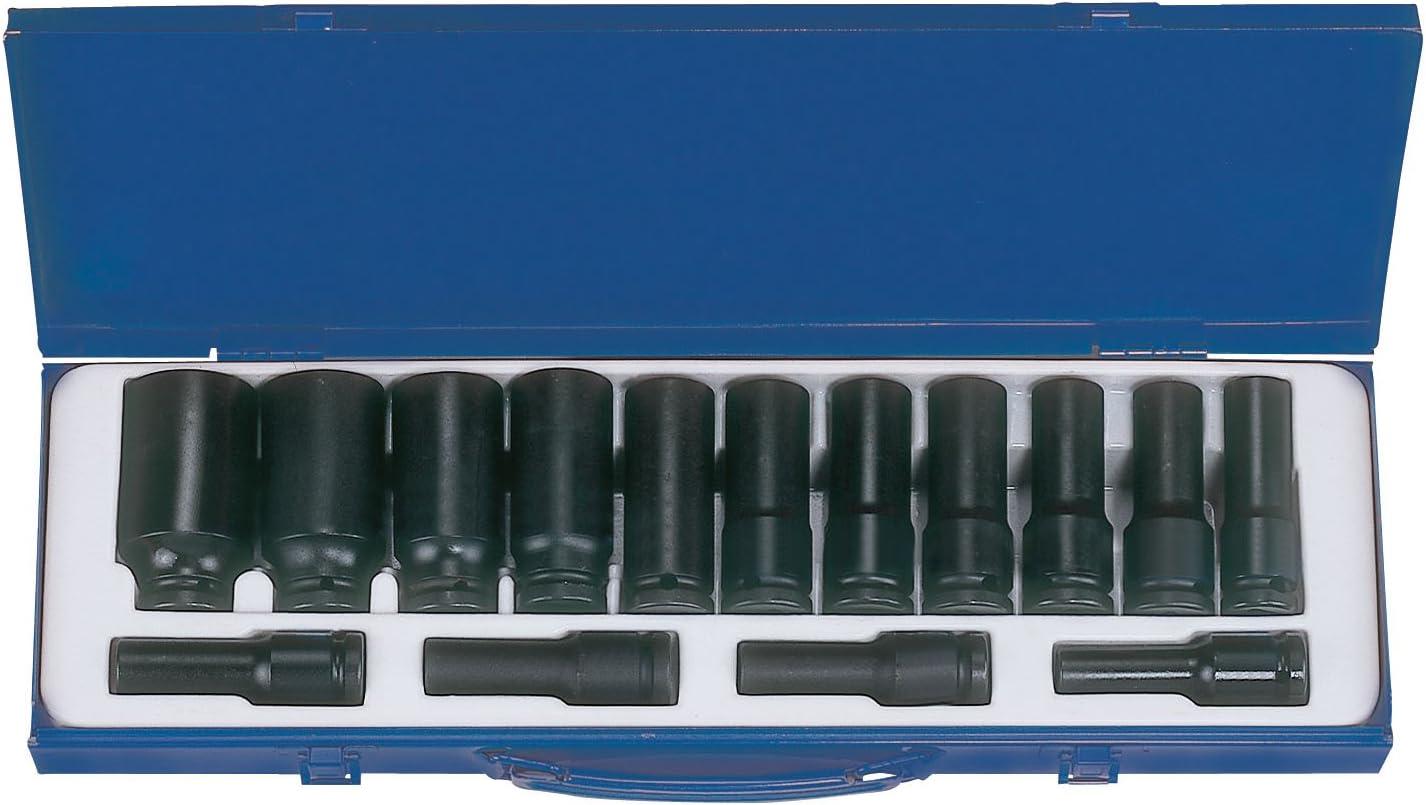 KT Pro Tools A2504SR 1//4 Drive Socket Set