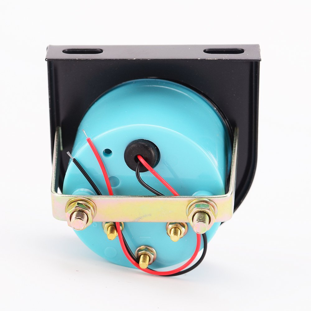 Universal Electric Water Temperature Gauge 52mm High Perfomance Automotive Replacement Parts