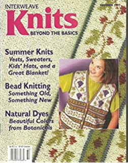 Interweave Knits - Vol. II, No. 2, Summer 1997