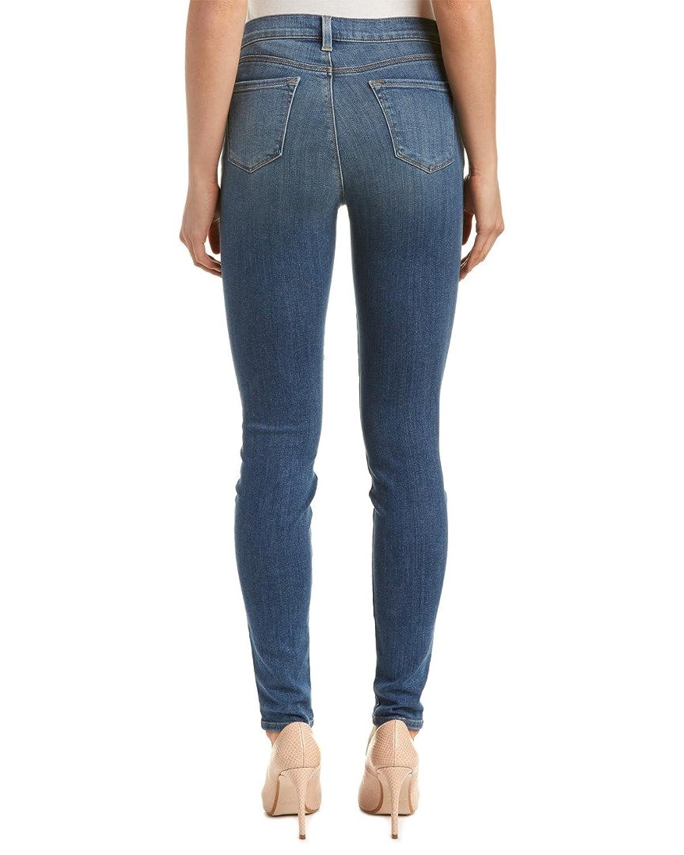 J Brand Maria Disclosure High-Rise Skinny Leg