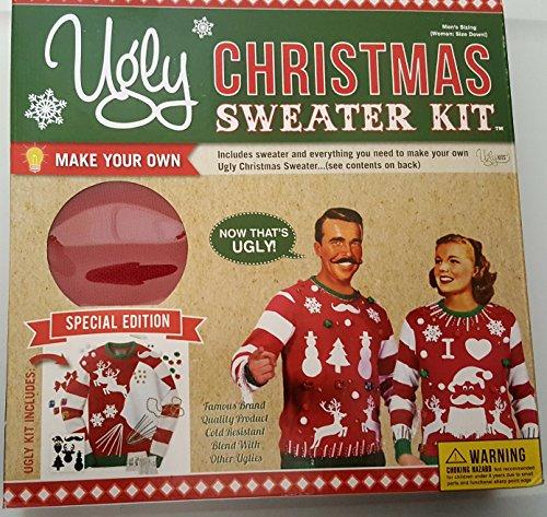 Ugly Christmas Sweater Kit -