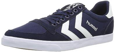 SLIMMER STADIL - Sneaker low - dress blue/white j4CzI