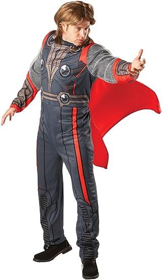 Rubbies - Disfraz de Thor para hombre, talla M (880946STD): Amazon ...