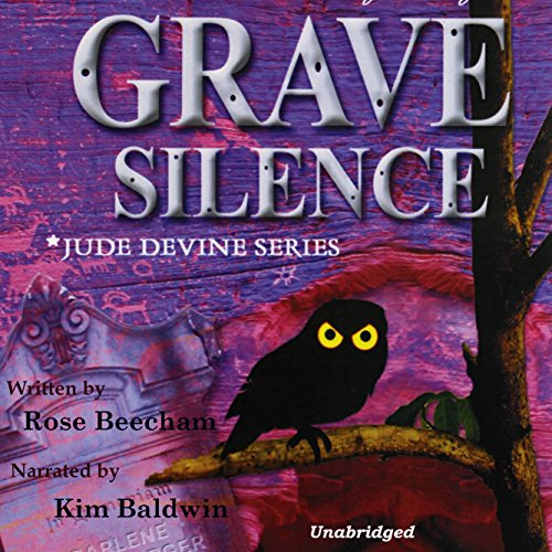 Grave Silence: Jude Devine Mystery Series, Book 1