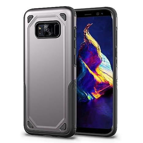 MoEvn Funda para Samsung A8 Plus Proteccion Carcasa Case ...