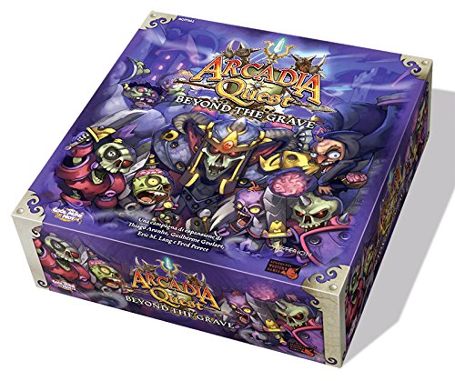 Asterion 8901-Arcadia Quest Beyond The Grave, Italian Edition