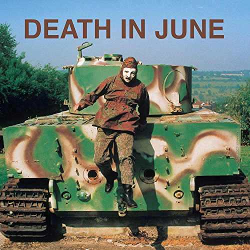 DEATH IN JUNE - Abandon Tracks