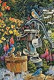 Best Home-X Bird Houses - Toland Home Garden Eastern Bluebird Water Well 28 Review