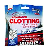 Product review for QuikClot Advanced Clotting Gauze, 3 x 24-inches