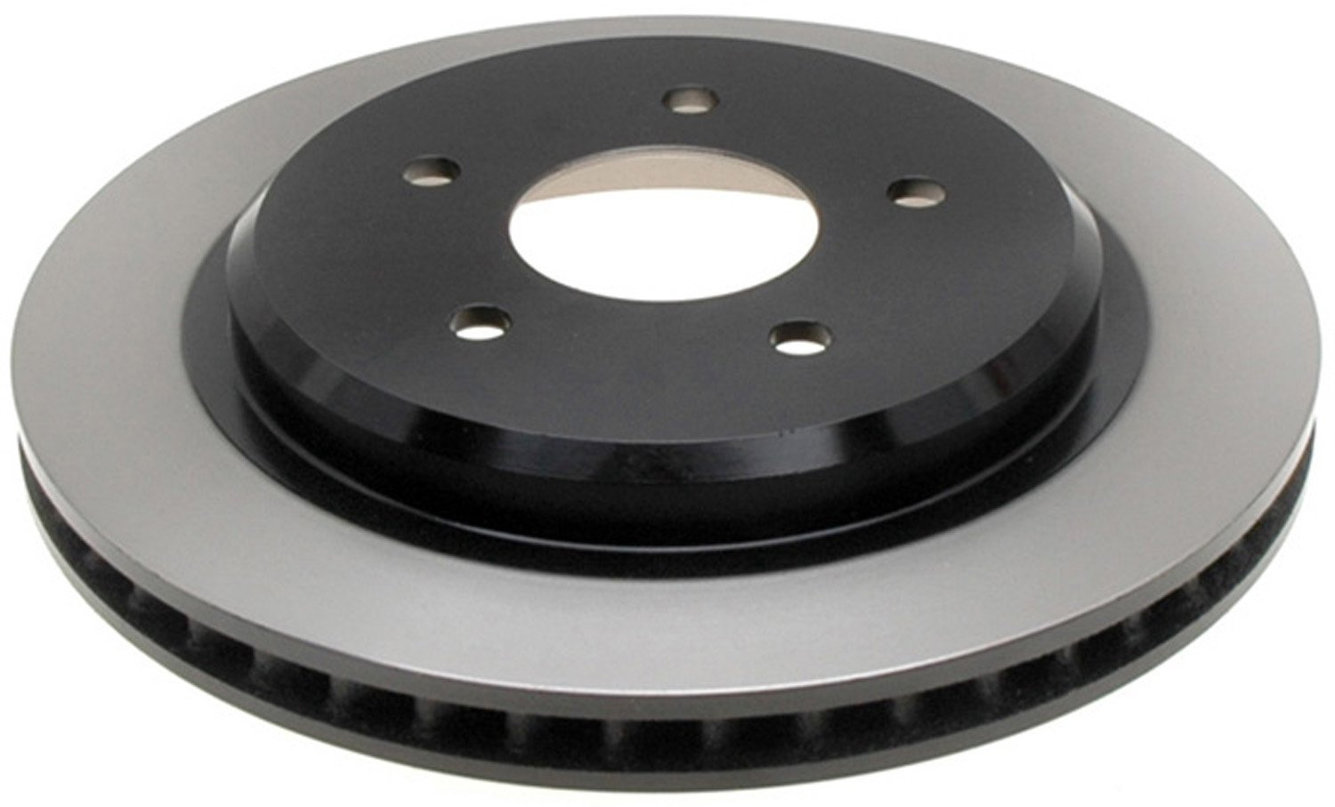 ACDelco 18A948 Professional Durastop Rear Driver Side Disc Brake Rotor Assembly