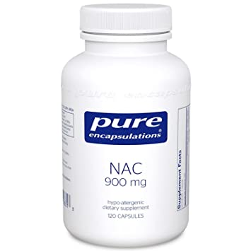 Pure Encapsulations NAC 900mg