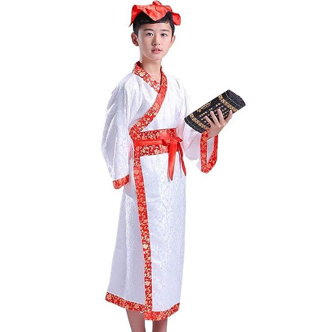 DAZISEN Tradicional Hanfu - Niño y niña Teatro Teatral ...