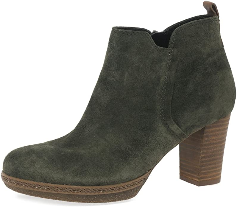 Gabor Shoes 52.866 Damen Halbschaft Stiefel