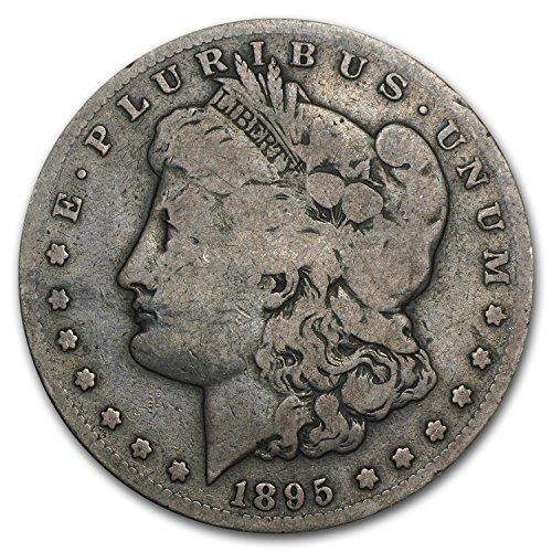 1895 S Morgan Dollar VG $1 Very Good