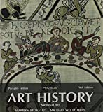 Art History Portable Book 1 and Art History Portables Book 2 Package, Stokstad, Marilyn and Cothren, Michael, 0205941745