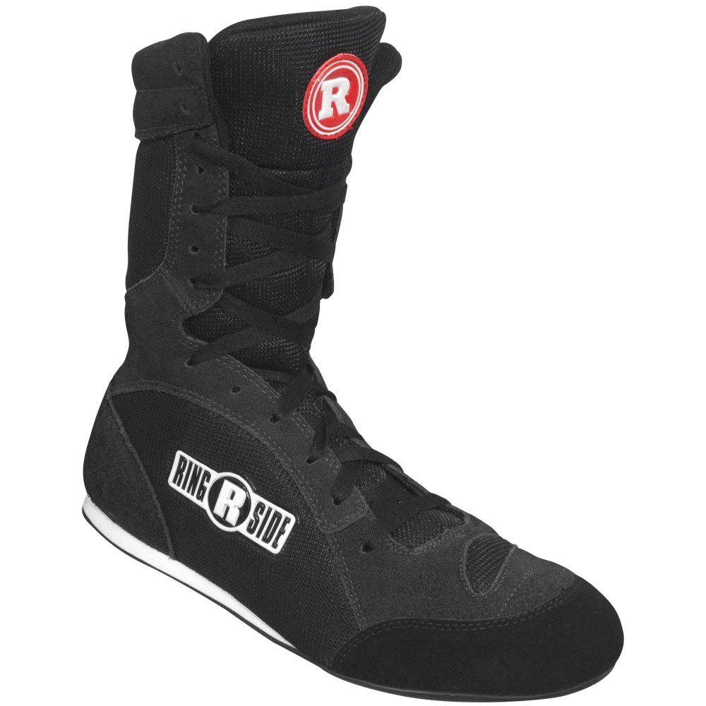 Ringside Ring Master High Top Muay Thai MMA Wrestling Boxing Shoes by Ringside