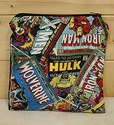 Avengers, Snack Bag/Sandwich Bag, Reusab...