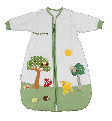 Slumbersac - Saco de dormir para bebé (manga larga, 2.5 tog ...