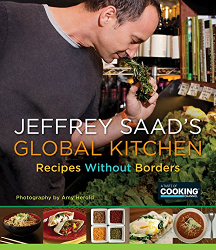 Vegetarian Halloween Recipes Adults (Jeffrey Saad's Global Kitchen: Recipes Without Borders: A)