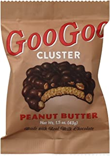 product image for Go Goo Cluster Candy Pnut Butter 12Pk 1.5 OZ (Pack of 12)