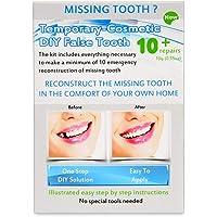 Cosmetic Teeth - Kit para diente faltante